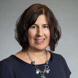 Marie Pennucci Portrait