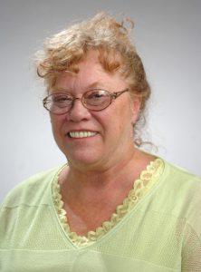 Portrait of Elaine Sartwell