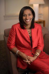 Portrait of Monica Brown
