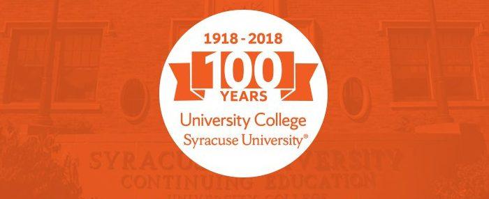 University College celebrates 100 years