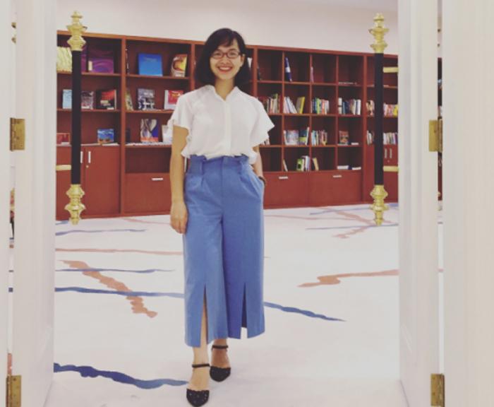 Mai Nguyen portrait