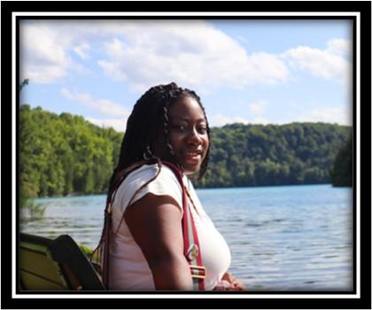 Kaleya Scott portrait