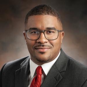 Dr. Patrick Dicks Portrait